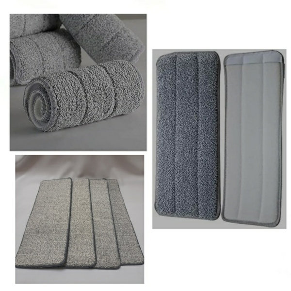 Used Microfiber Replacement Cleaning Mop Pads in Dubai, UAE