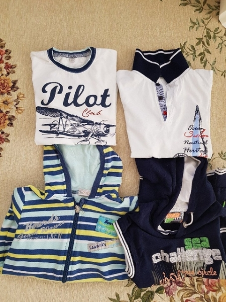 Used Kids branded clothes for 6-7 yrs old in Dubai, UAE