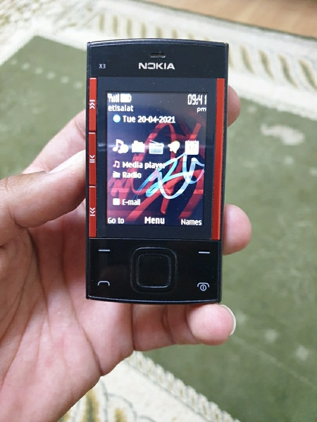 Used Nokia X3 in Dubai, UAE