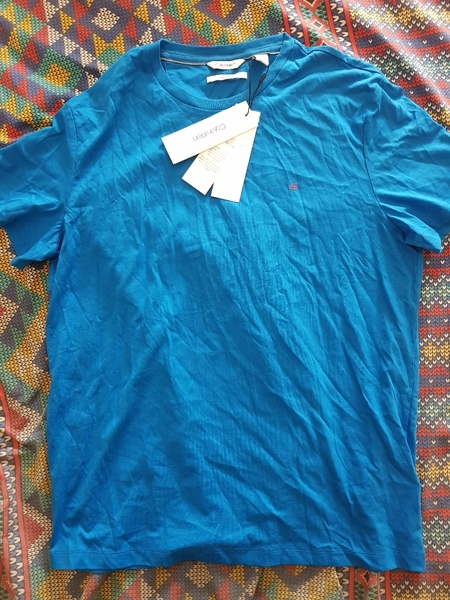 Used Calvin Klein tshirt (original) in Dubai, UAE