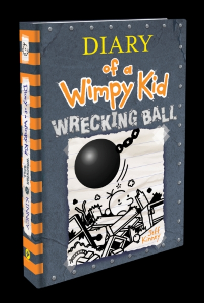 Used DIARY of a Wimpy kid WRECKING BALL in Dubai, UAE