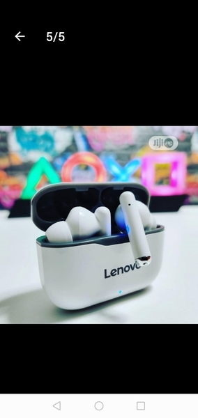 Used LENOVO LIVEPODS LP1 NEW EARBUDS NEW* in Dubai, UAE