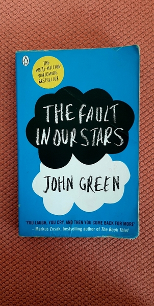 Used The Fault In Our Stars - John Green in Dubai, UAE