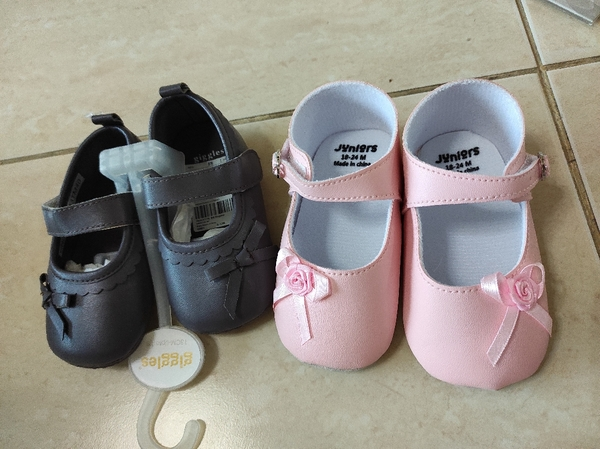 Used Brand new baby girl shoes in Dubai, UAE