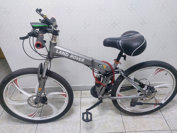 Used Land rover bycicle for sale in Dubai, UAE