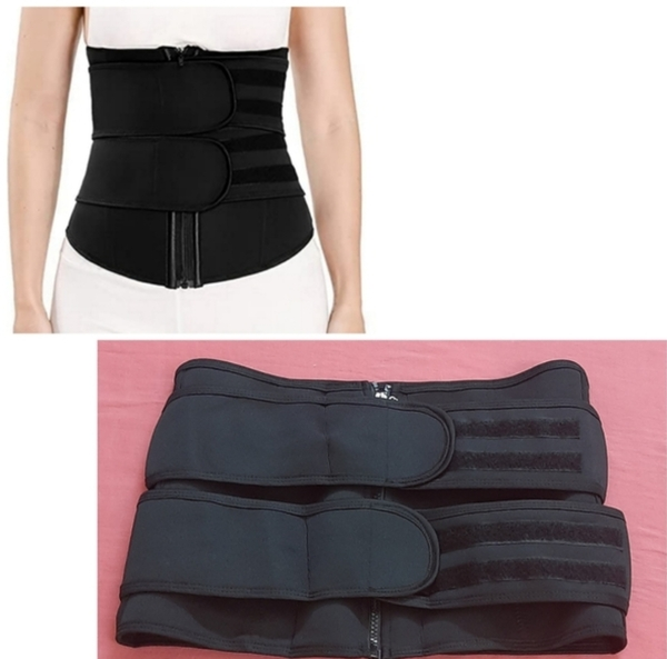 Used Double layer reinforced corset size. XXL in Dubai, UAE