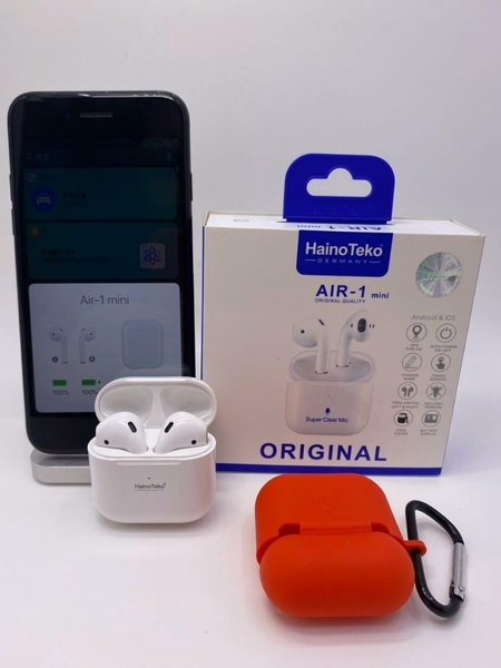 Used 🎀 AIR1 AIRPODS FREE COVER PACKED NEW in Dubai, UAE
