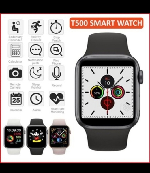 Used 🎀 T500 SMARTWATCH CALLING SUPPORT NEW in Dubai, UAE