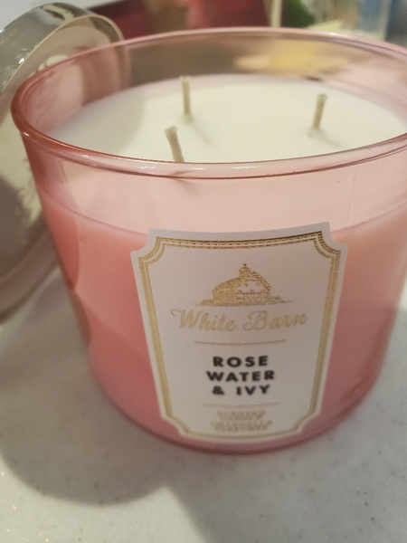 Used 3-Wick Scented Candle B&B Works in Dubai, UAE