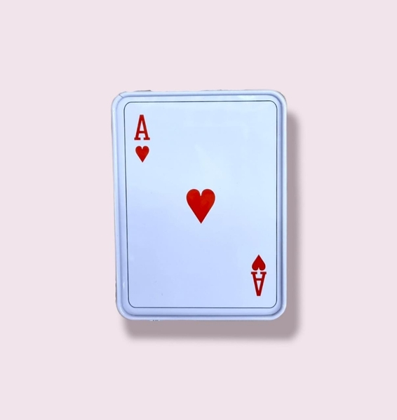Used Plastic playing cards with steel box in Dubai, UAE