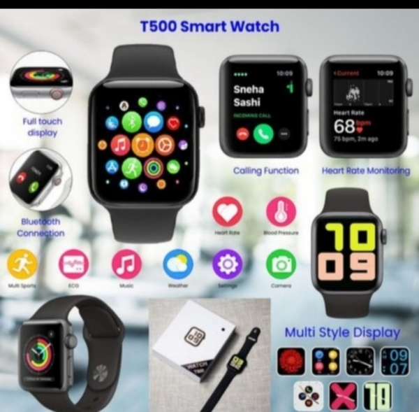Used T500 SMART WATCH TODAY DAY TAKE IT in Dubai, UAE