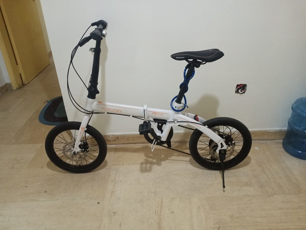 "Used Makemini bicycle 16"" in Dubai, UAE"