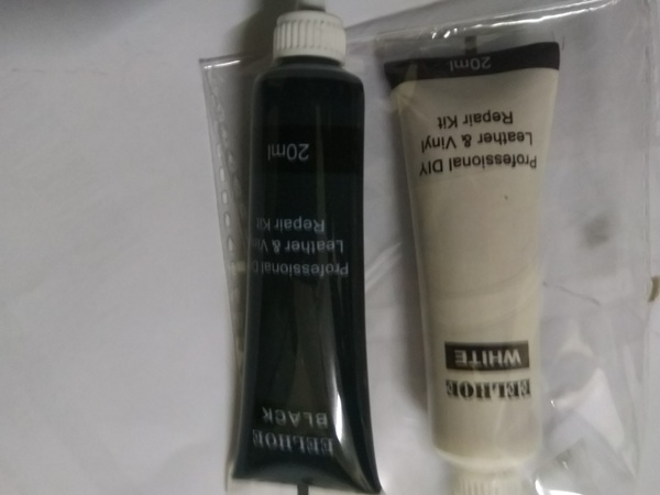 Used advanced leather Repair Gel 2 pcs in Dubai, UAE