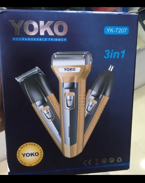 Used Offer : 2 trimmers . Yoko and 3 in 1 in Dubai, UAE