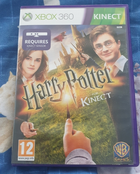Used XBOX360 harry potter in Dubai, UAE