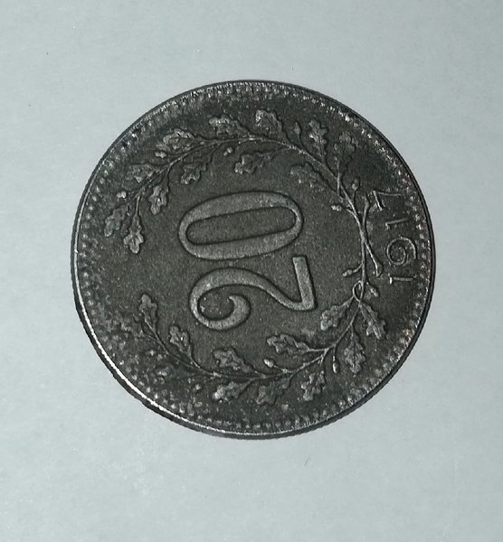 Used Rare Coin of 1917 in Dubai, UAE