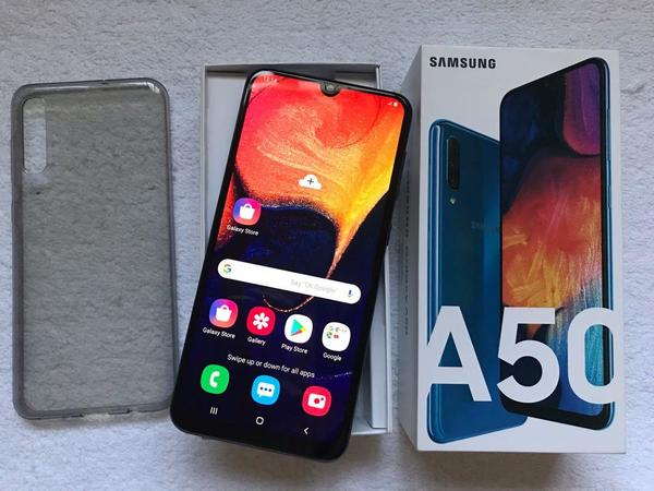 Used Samsung Galaxy A50 in Dubai, UAE