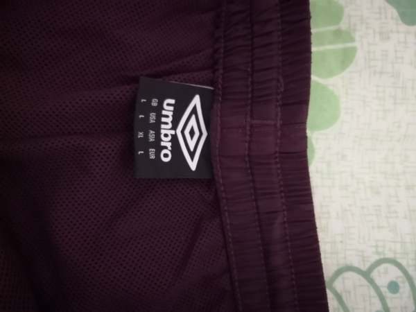 Used Umbro Dark Purple tracks in Dubai, UAE