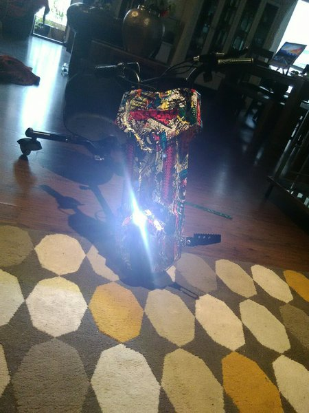 Used Electric drift bike with opening key in Dubai, UAE