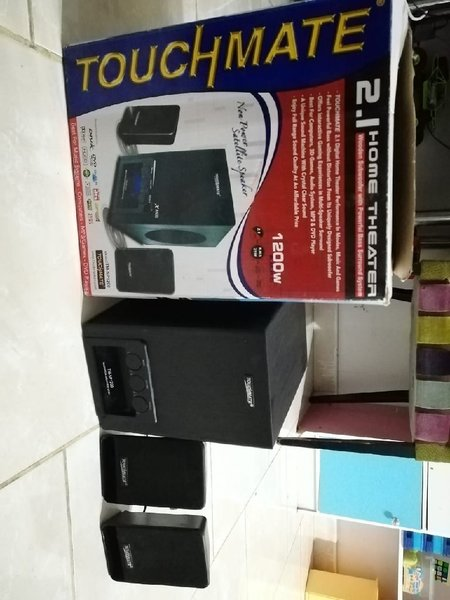 Used Touchmate Speaker in Dubai, UAE