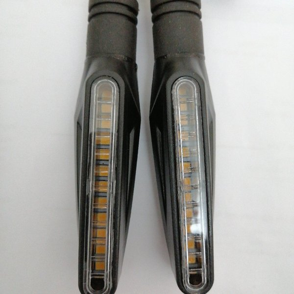 Used Motorcycle Turn Signal LED 2SET/4PCS in Dubai, UAE