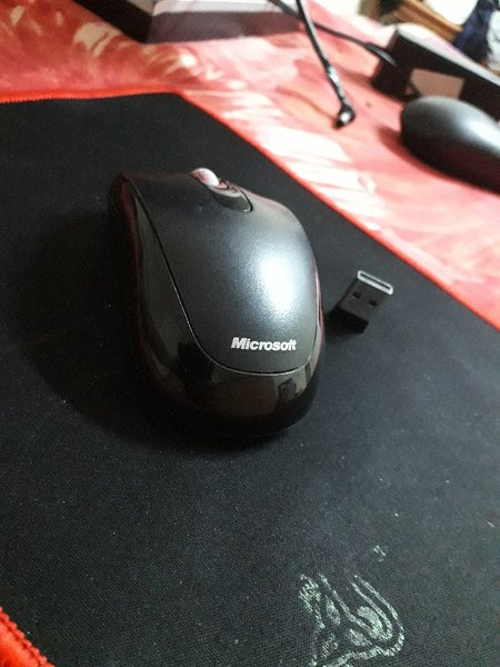 Used Wireless Mouse From Microsoft in Dubai, UAE