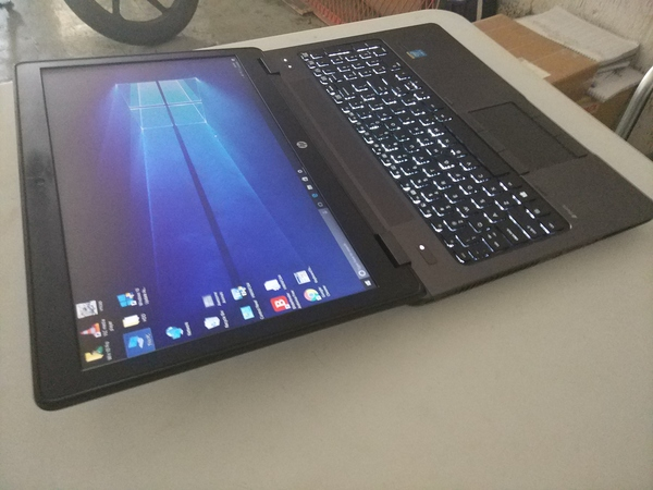 Used Hp Zbook 15 G2 Graphics Work Station in Dubai, UAE