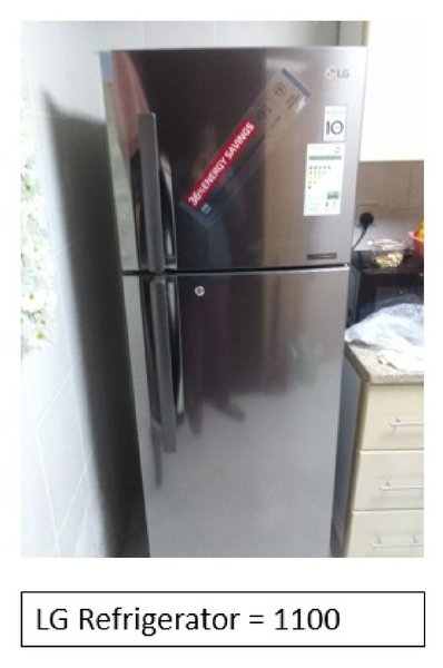 Used Fridge and Washing machine in Dubai, UAE
