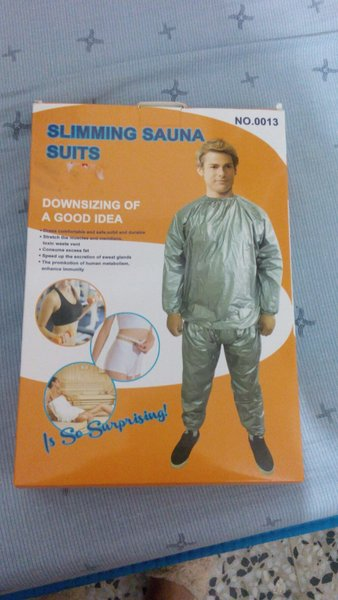 Used Slimming Sauna suits in Dubai, UAE