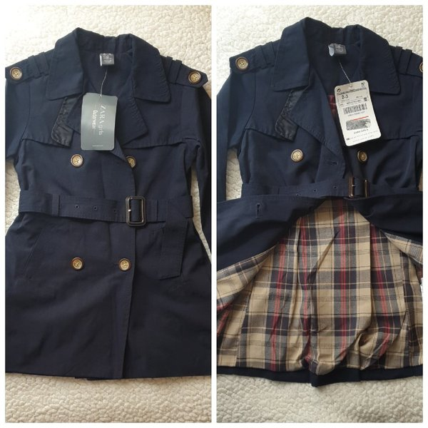 Used Zara Winter Clothes Outerwear 2-3yrs old in Dubai, UAE