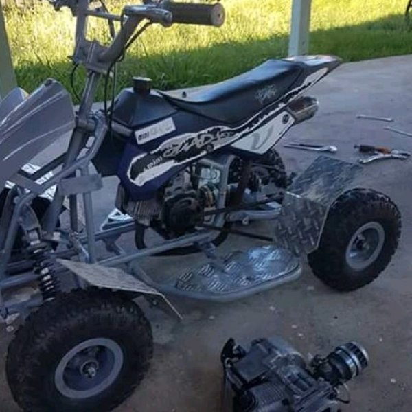Used ATV 49CC in Dubai, UAE