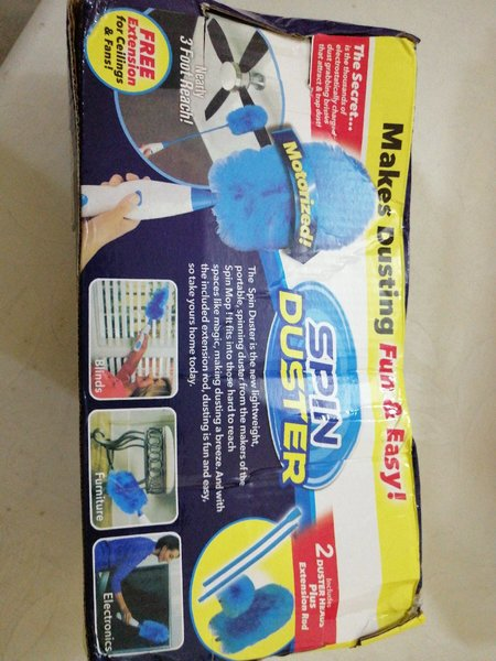 Used Electric Spin Duster in Dubai, UAE
