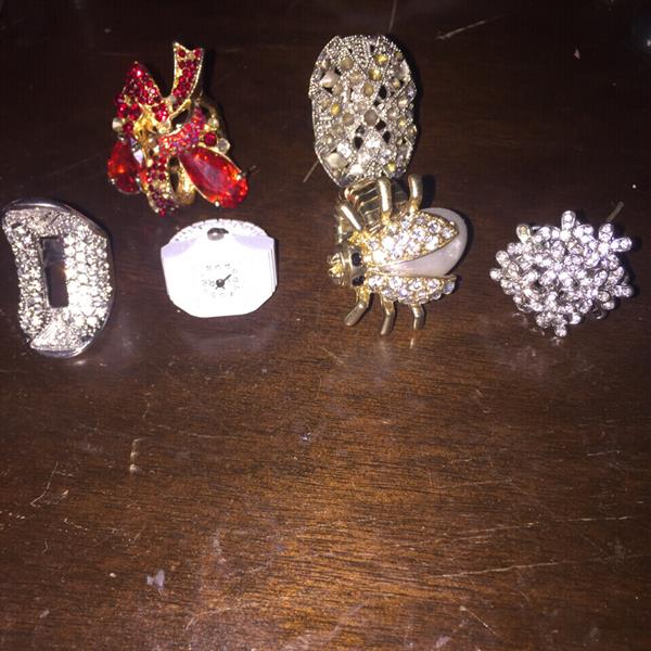 Used Fantastic Rings For You In Excellent Condition And A Good Price in Dubai, UAE