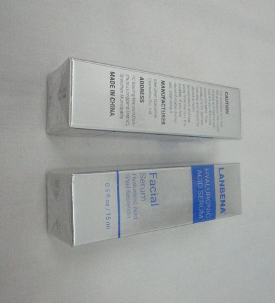Used (2pcs) Facial Serum (Labena Hyaluronic) in Dubai, UAE