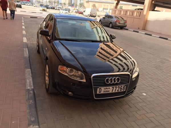 Used Audi A4 2006 in Dubai, UAE