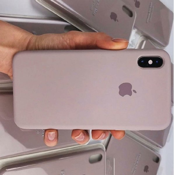 Used Silicone case cover for iphone XS max in Dubai, UAE