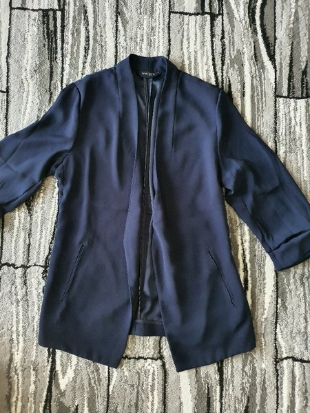 Used Dark blue blazer from splash in Dubai, UAE
