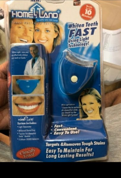Used Tooth whitening system in Dubai, UAE
