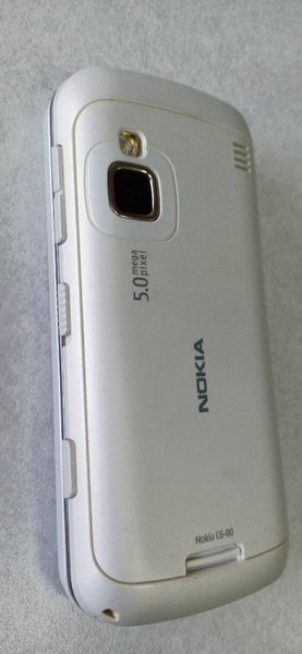 Used Nokia C6 Keypad+Touch Like new Condition in Dubai, UAE