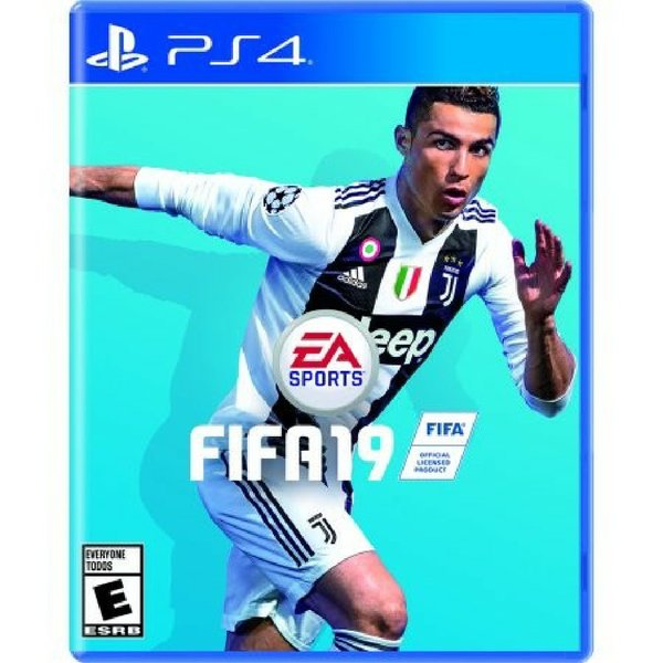 Used PS4 Fifa19 in Dubai, UAE