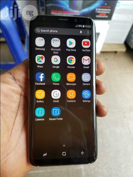 Used samsung s8 model SM-G950u(American) in Dubai, UAE
