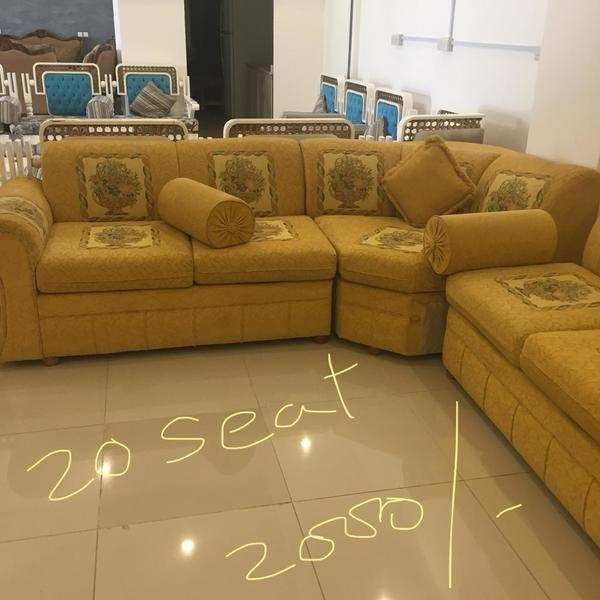 Used Sofa Set (20 Seater) in Dubai, UAE
