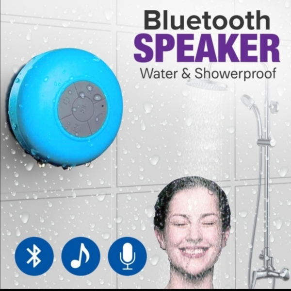 Used Water proof sticky bluetooth speaker in Dubai, UAE