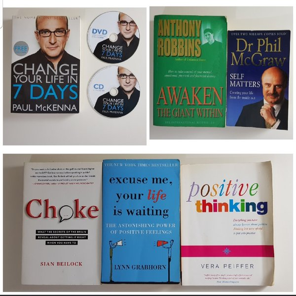 Used Positivity books in Dubai, UAE