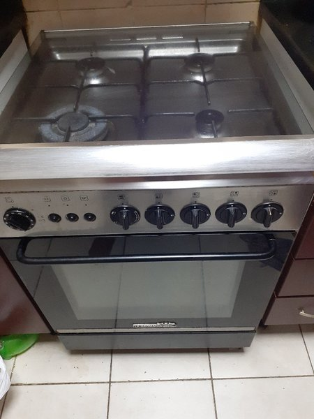 Used Gas stove with oven in Dubai, UAE