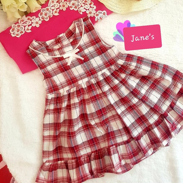 Used 2 pieces Beautiful Baby Girl Clothes in Dubai, UAE