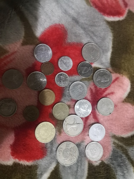 Used Coins collections in Dubai, UAE