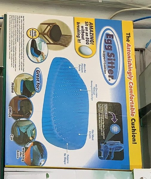 Used Egg sitter support cushion in Dubai, UAE