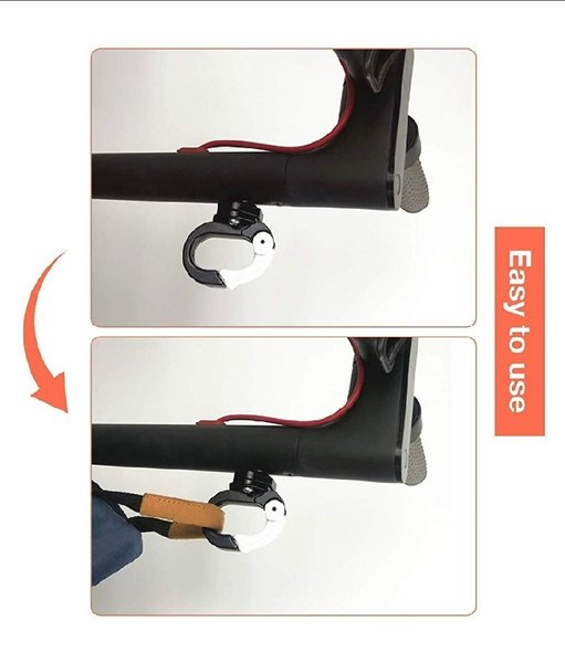 Used Metal hook for electric scooter in Dubai, UAE